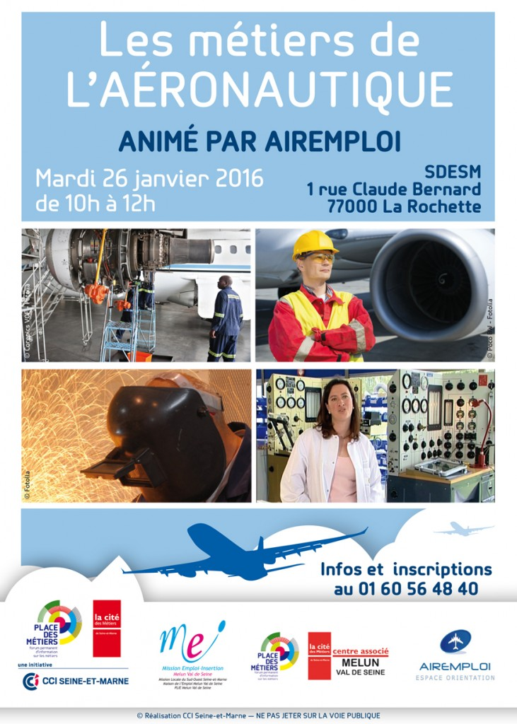 Flyer A5 MetiersAeronautique 2016.indd
