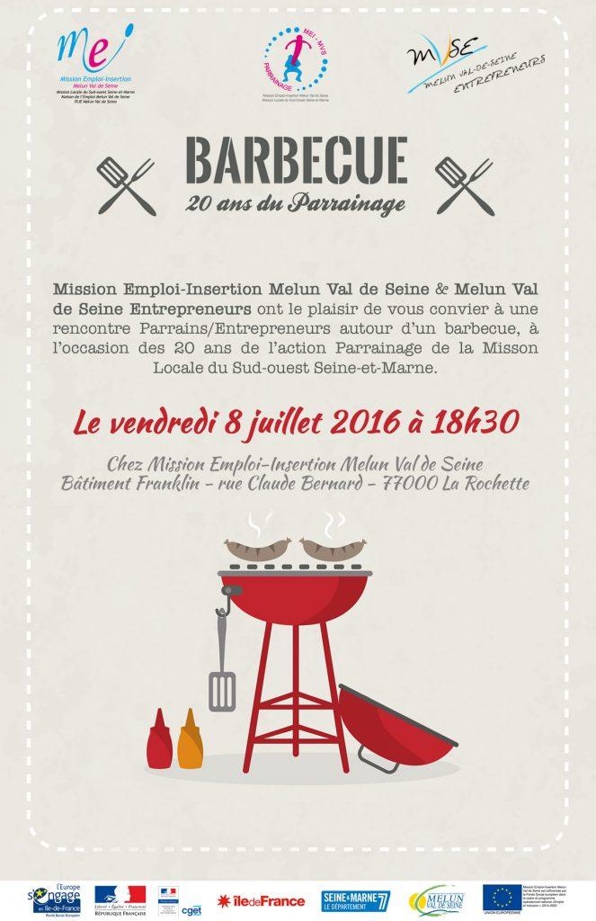 Invitation BBQ 2016- sans le lien